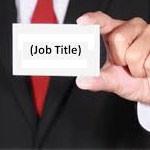 Position Title
