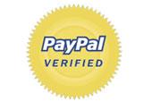 Paypal Verified Business Logo