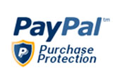 Paypal Purchase Protection Logo